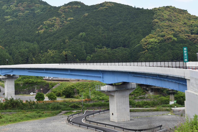 平成23年度42号熊野宮川橋鋼上部工事