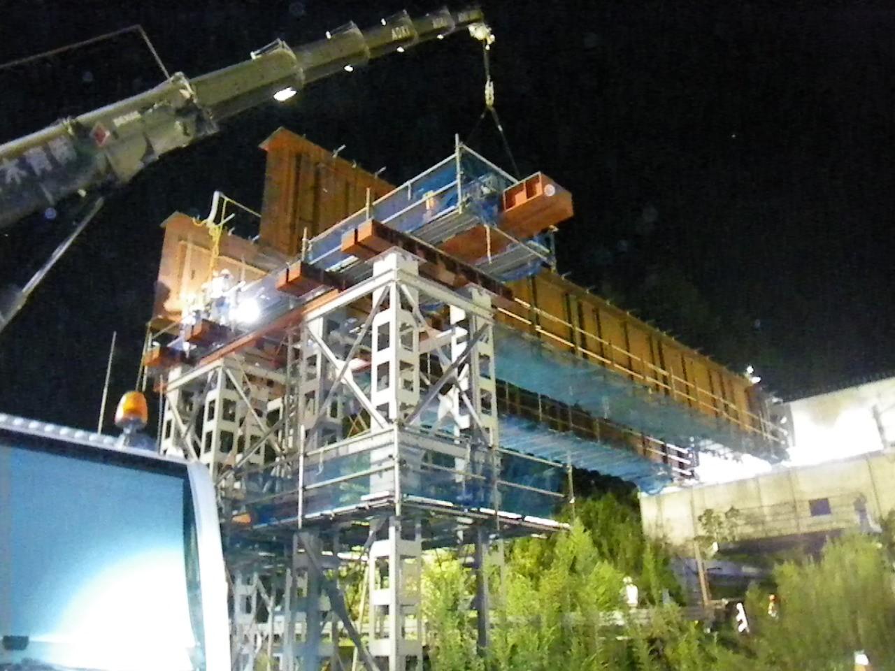 国道6号千代田石丘BP 東田中高架橋上部工事