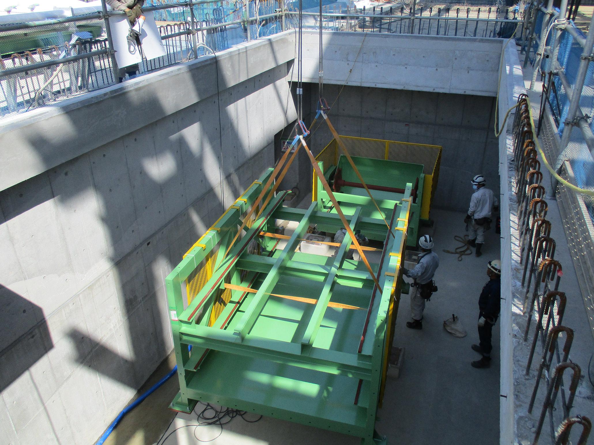 仮称リサイクルパークあさお整備事業資源化処理施設建設